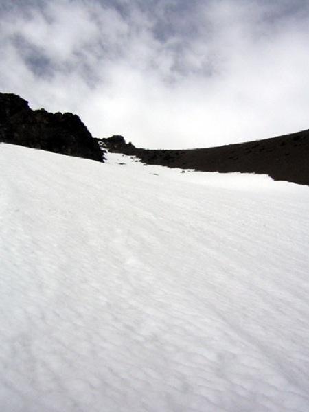 Ladera Oeste Cerro Vega.